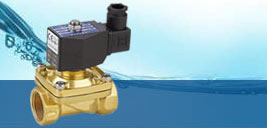Gas and Liquid Solenoid Valve